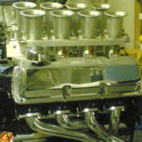 Strip Dominator on stock displacement engine | The De Tomaso