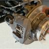 86229: Tesla brembo unit ( motor still to be turned)