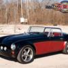 1965 Austin Healey replica: Very fast car. Chevy 350 V8 installed