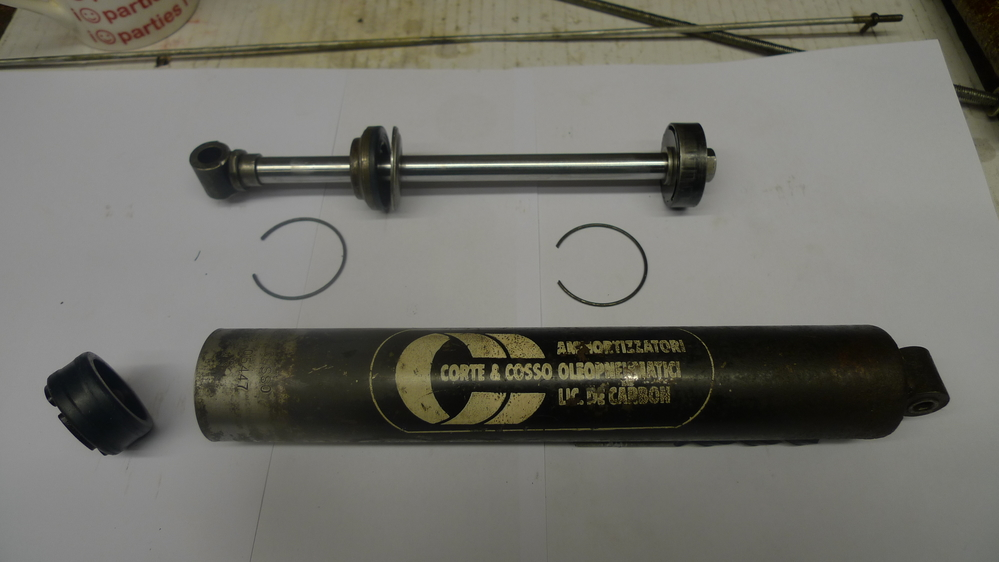 Sachs SG314002 Lift Support