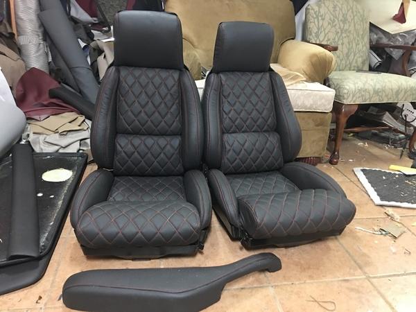 pantera seats