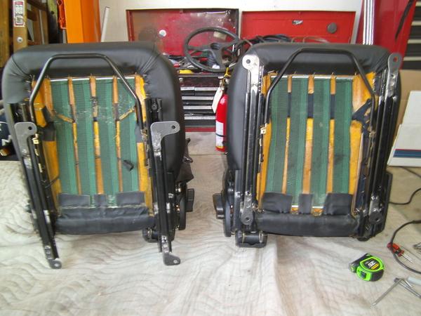 Ferrari Seats 021