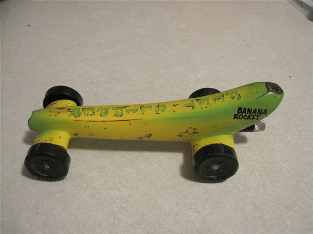 Pinewood Derby Again Topic