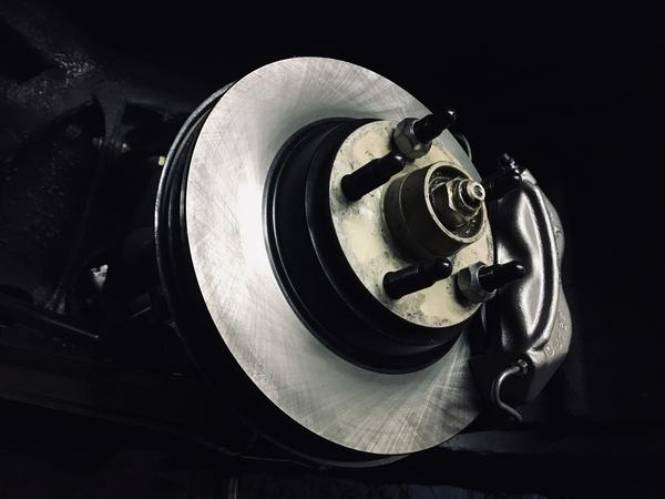 '67 Thunderbird rotor