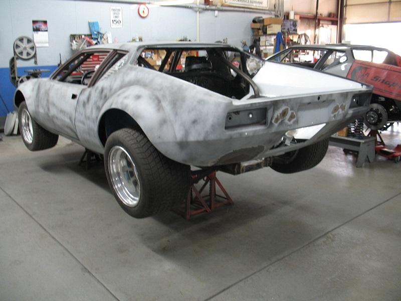 Pantera Project Car For Sale 3396 The De Tomaso Forums