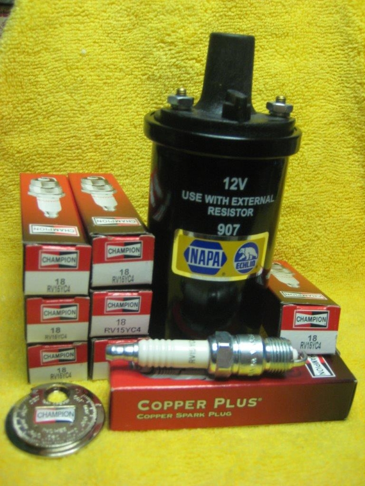 Spark Plugs Question 351 C - Topic