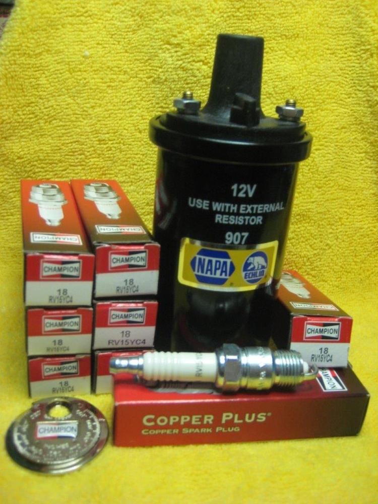 Spark Plugs Question 351 C   The De Tomaso Forums