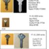 Italian reversible keys