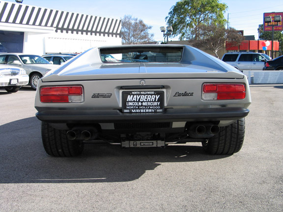 Mayberry rear