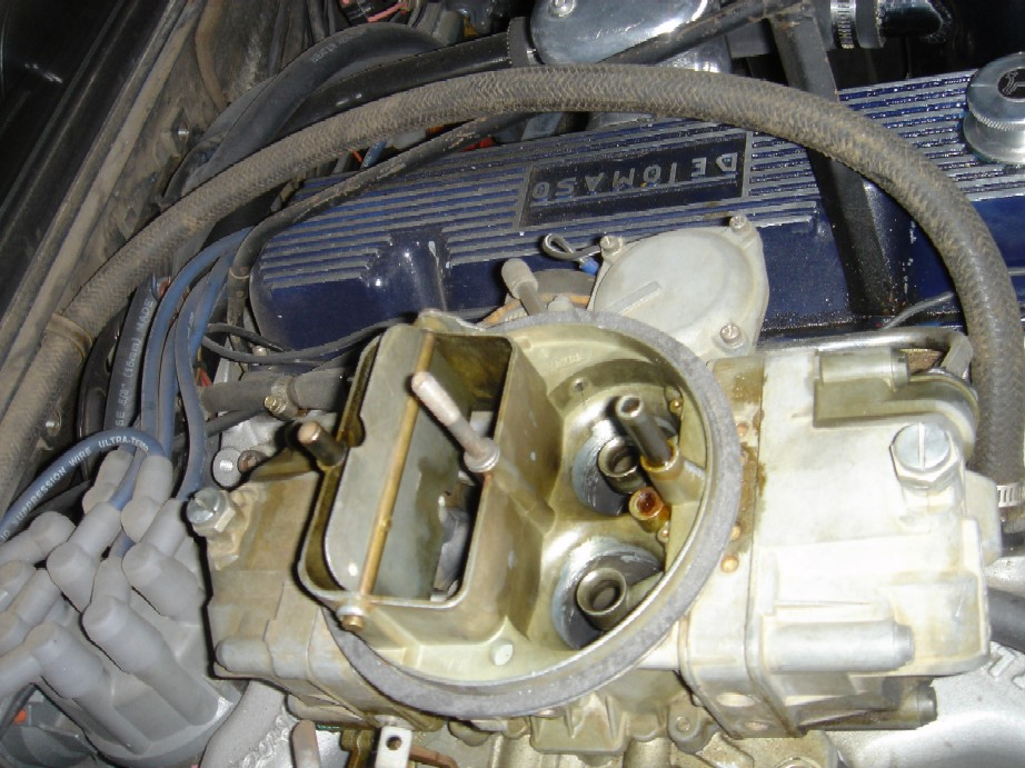 Need new carb | The De Tomaso Forums