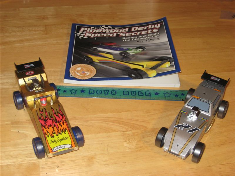 It S Pine Wood Derby Time Topic