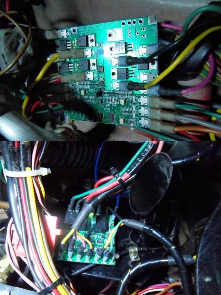 HMC & ISC Installed