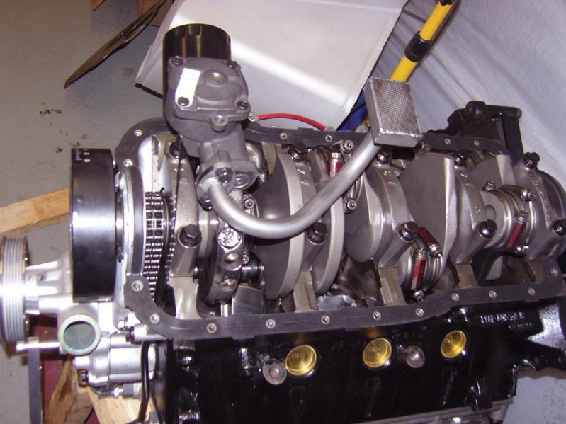 Stroker engine vibration   The De Tomaso Forums
