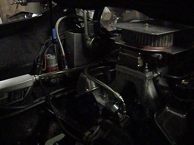 Fuel Pressure Gauge | The De Tomaso Forums