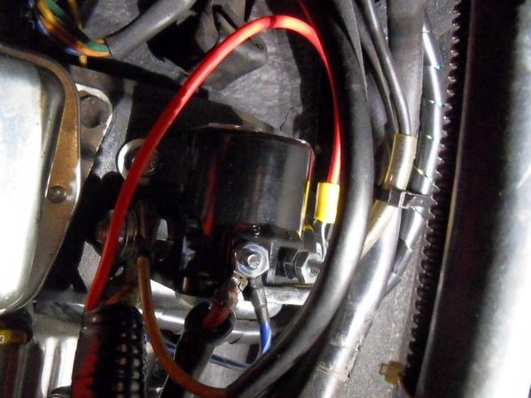 DB Starter Wiring [2)