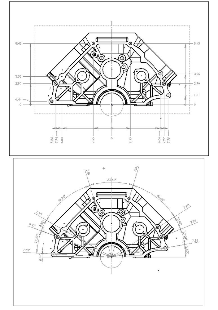 Ford 351 Engine Diagram