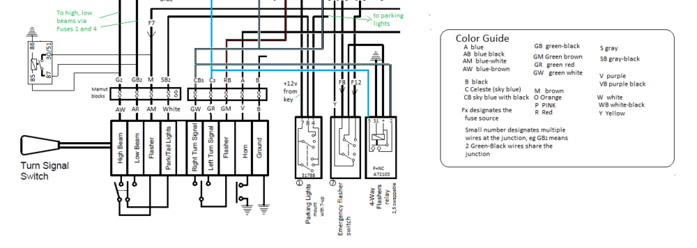 help needed identifying a component depicted on a mangusta wiring diagram
