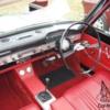 1963 mk1 ford cortina with Mangusta e-brake
