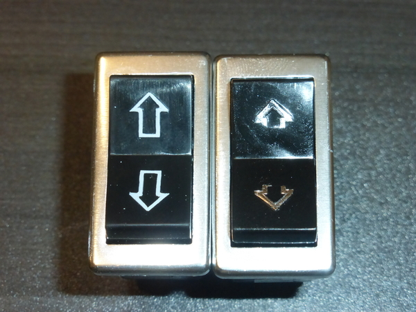 2 versions of FAE switch