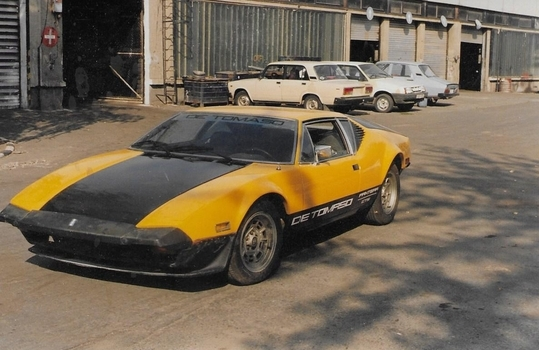 pantera 1975 GTS