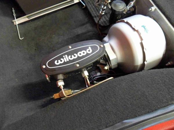 Wilwood Tandem Brake Master Cylinderx