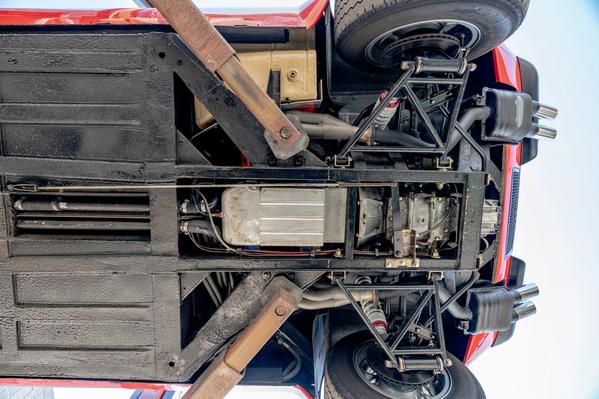 GT5S underside