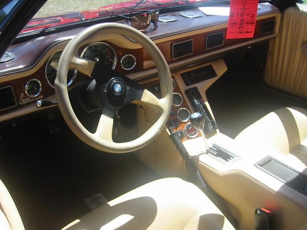 GT5S Handbrake