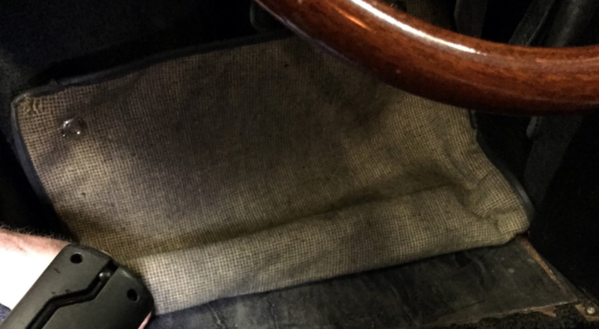 delete Goose carpet detail 8MA1044