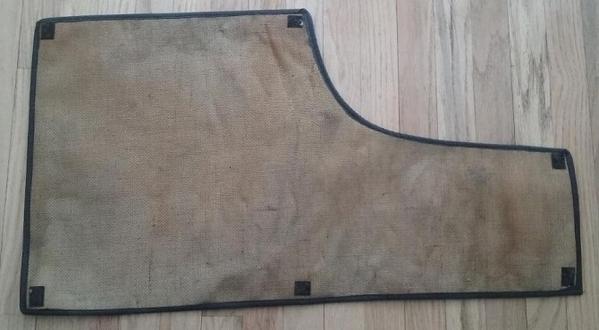 Goose mat bottom