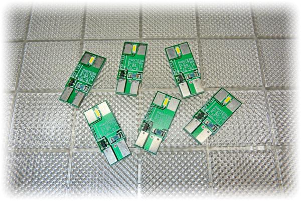 detomaso gauge lights