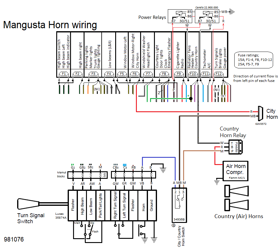 seeking comments    mangusta wiring diagram