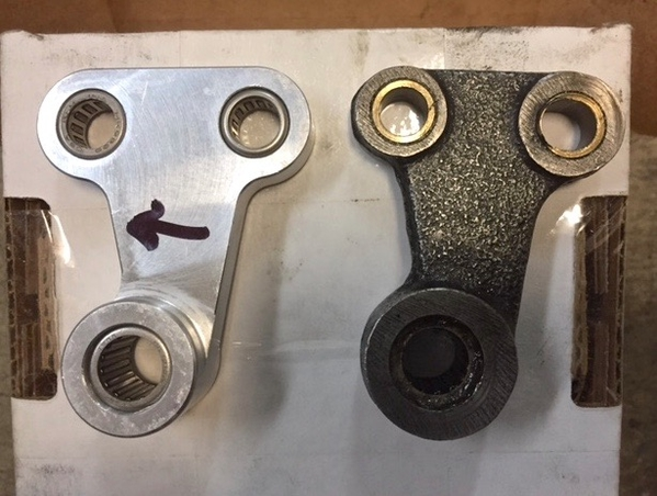 Clutch Pedal Effort Reduction – Version 2