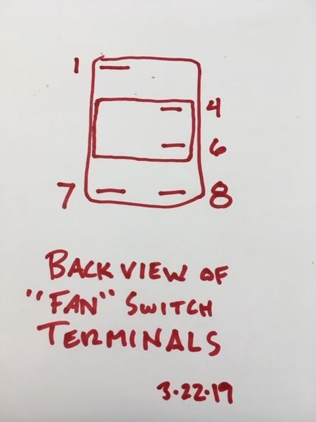 fan switch