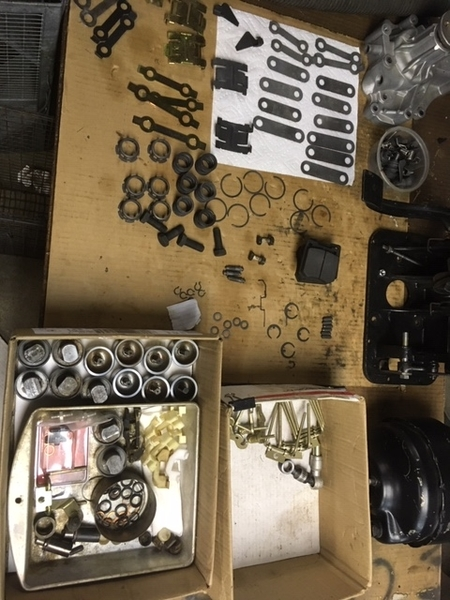 rear brake parts