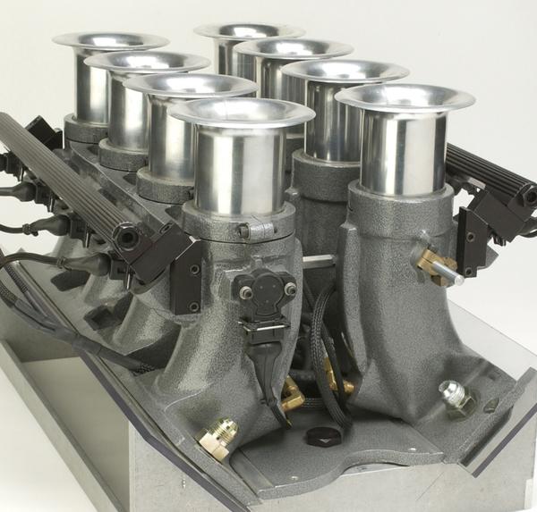 Hilborn manifold for SBF