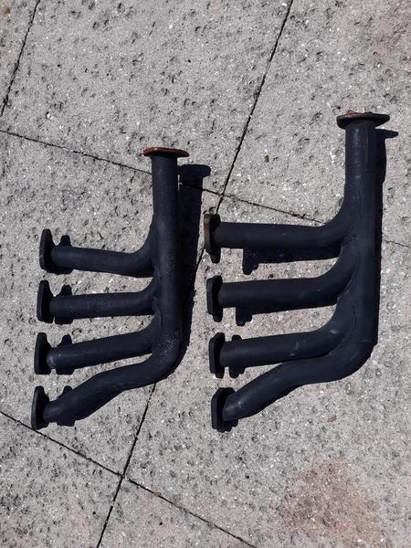 Pantera pre L exhaust manifold