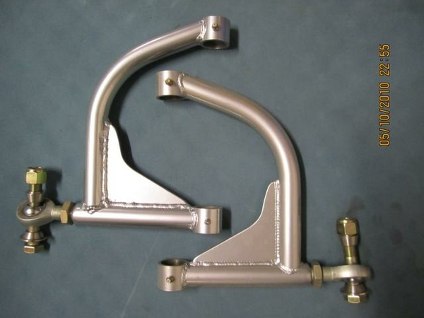 Adjustable A-arms