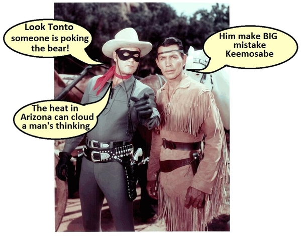 Lone Ranger & Tonto II