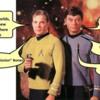 Kirk and McCoy