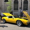 yellow bird 1: 480 HP Weber carburetored, 26,000 mile car, owned it for 40 years so far