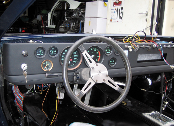 8ma1146 steering wheel (full wrap, original spokes)