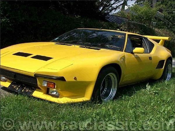 #9547 - 1989 Pantera GT5-S - Italy 3