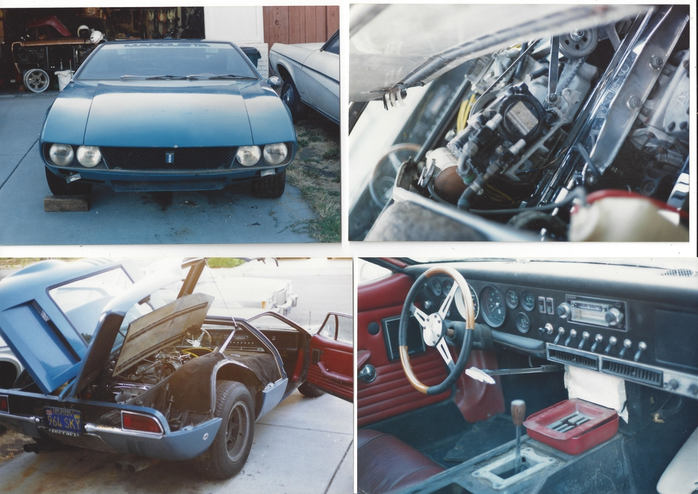 Mangusta On Chasing Classic Cars Find The Errors The De Tomaso Forums